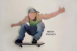 Skateboarder Tank Top