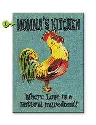 Mommas Kitchen Rooster