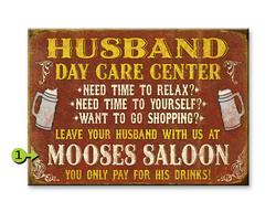 Husband Day Care