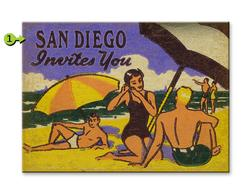 Bathing Beach Invites You