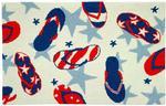 Patriotic Sandals