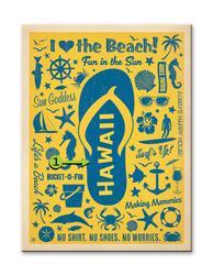 I love the Beach Flip Flop