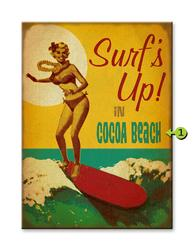 Retro Surfs Up