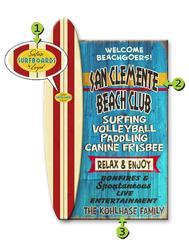 San Clemente Beach Club