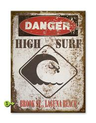 Danger High Surf