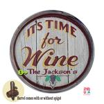 Its Time for Wine