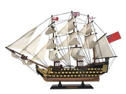 Wooden HMS Victory Tall Ship Model