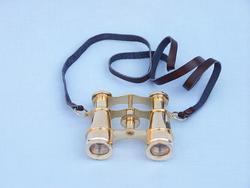 "Brass Binocular 4"""