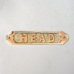 Head Sign