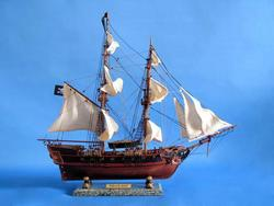 "Caribbean Pirate Ship 26"" - White"