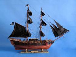 "Caribbean Pirate Ship 37"" - Black Sails"