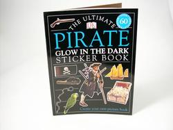 The Ulitmate Pirate Glow in the Dark Sticker Book
