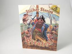 Pirates! Sticker Stories
