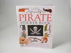 The Ultimate Pirate Sticker Book