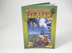 Caribbean Pirates Book
