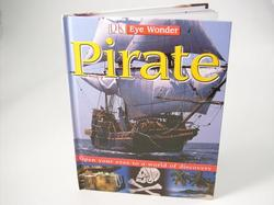 Eye Wonder Pirate Book