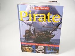 Eye Wonder Pirate Book