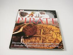 Eyewitness Pirate Book