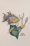 Triggerfish and Wrasse