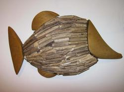 Driftwood Fish Angelinajolly