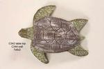Antique Naut Sea Turtle Small