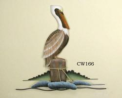 Single Pelican