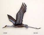 Sandhill Fyling Crane
