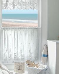 Seascape Curtain: 60x36 Tier