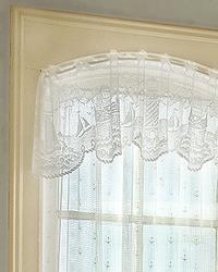 Lighthouse Curtain: Valance