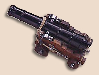 Pirate Naval Cannon