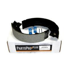 """3.5k - 10"""" x 2.25"""" Trailer Brake Electric Shoe & Lining Kit"""
