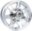 Aluminum Trailer Wheel T02