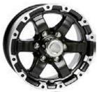 Aluminum Trailer Tire T08 Matte
