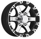 Aluminum Trailer Tire T08 BMLS