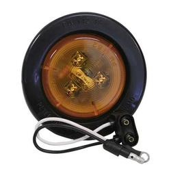 "2.5"" LED Clearance Light Kit - Amber"