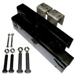 10K-15K Heavy Duty Multi Axle Hanger Kit - 48.5""