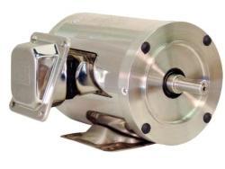 5 HP WEG 3600 RPM 184TC Stainless Steel Motor