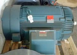 300 HP Reliance 1800 RPM 449TS Frame TEFC IEEE 841
