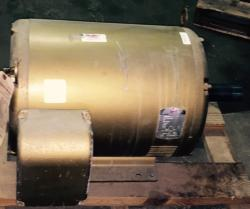 50 HP Baldor 1800 RPM 326T Frame ODP