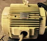 60 HP Reliance Joy Fan Motor 1200 RPM 404TCZ Frame TEAO
