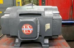 125 HP US Motor 1800 RPM 405T Frame ODP