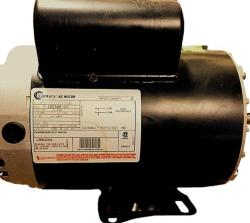 5 HP Century 3600 RPM 56Y ODP Air Compressor Motor