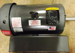 5 HP Baldor 1800 RPM 184T Frame TEFC