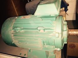 18 kW Leroy Somer 3600 RPM 160M Frame IP55
