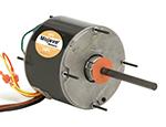 1/6 HP US Condenser Fan Motor 1075 RPM 48Y TEAO