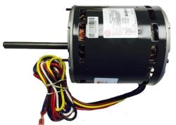 3/4 HP US Direct Drive Blower Motor 48Y Frame 1075 RPM