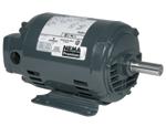1-1/2 HP US Motor 1800 RPM 145T Frame ODP
