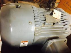15 HP Siemens Motor 3600 RPM 254T Frame TEFC