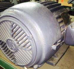 15 HP US Motor 1200 RPM 284T Frame TEFC