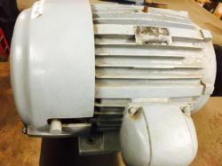 25 HP US Motor 1200 RPM 324T Frame TEFC
